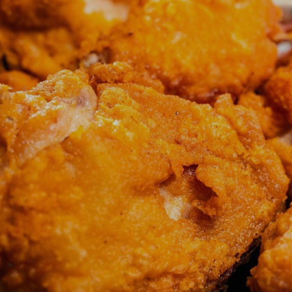 ADDICTIVE FRIED CHICKEN